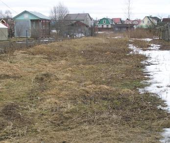 Продажа участка Сертолово, Черная Речка мкр.