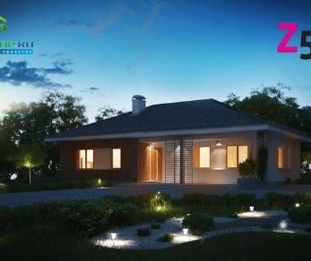 Проект дома Проект z176, 115.8 м2