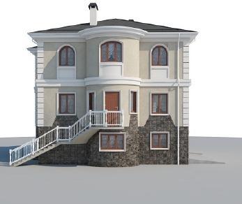 Проект дома AS-2204, 361 м2