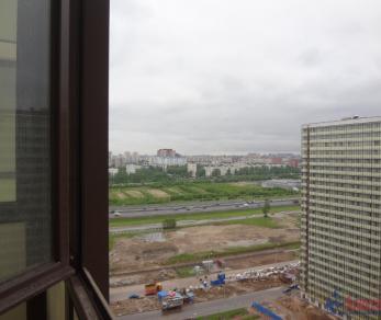 Продажа квартиры Мурино пос., Охтинская аллея, д. 14