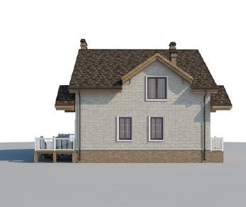 Проект дома AS-2209, 194 м2