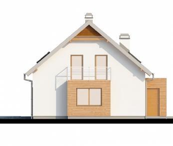 Проект дома Проект Z239, 204.5 м2