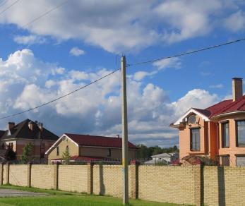 Продажа участка деревня Оранжерейка, 1-й квартал