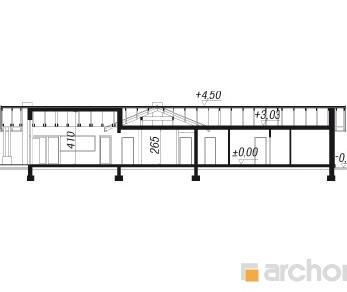 Проект  Дом в лурониум, 189.9 м2