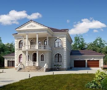 Проект дома AS-2250, 664 м2