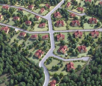 Коттеджный поселок Перелесье