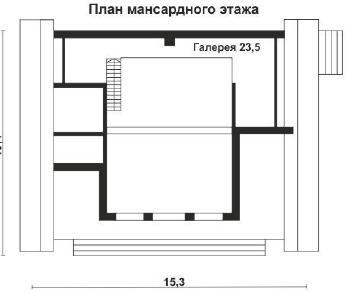 Проект дома AS-2138, 138 м2