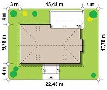 Проект дома Проект Z106, 112.3 м2