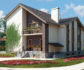 Проект дома AS-2114, 438 м2
