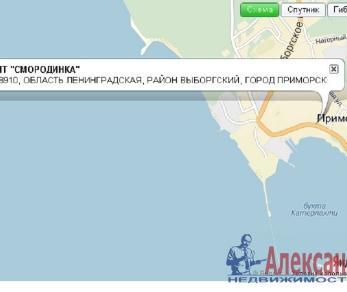Продажа участка Приморск