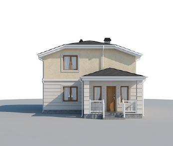 Проект дома AS-2213, 126 м2