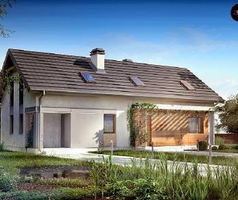 Проект дома Проект Z187, 197.7 м2