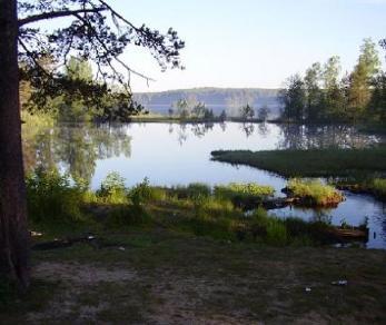 Коттеджный поселок Озеро Медное