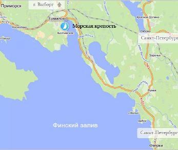 Коттеджный поселок Морская крепость