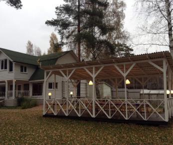 Аренда дома микрорайон Сертолово-1, Выборгское ш., д. 370