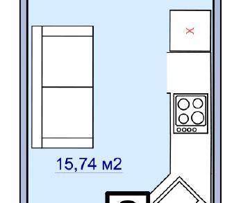 Продажа квартиры Мурино, Лаврики ш., д. 3, к. 3