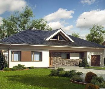 Проект дома Проект z153, 190.4 м2