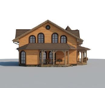 Проект дома AS-2220, 156 м2
