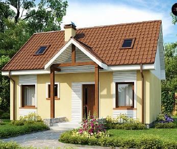 Проект дома Проект Z32, 110.1 м2