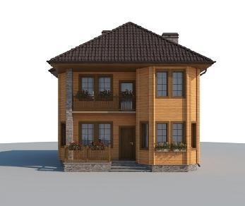 Проект дома AS-2172, 155 м2