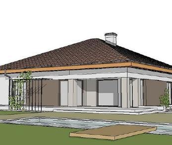 Проект дома Проект z96-tz, 165.1 м2