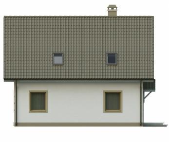 Проект дома Проект Z62, 130.2 м2