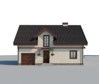 Проект дома AS-2103, 211 м2