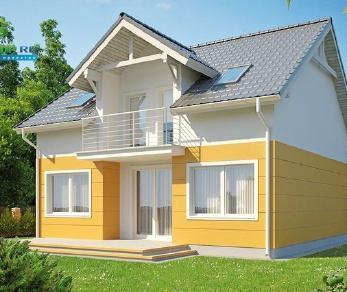 Проект дома Проект z65, 126.9 м2