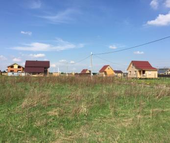 Продажа участка деревня Покровская, Покровская горка улица