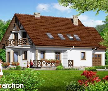 Проект  Дом в деванне (Г), 171.8 м2