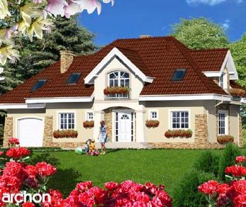 Проект  Дом в орликах 3, 201.8 м2