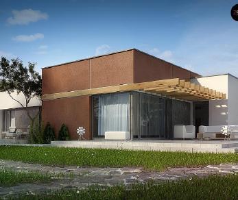 Проект дома Проект Zx101, 159.3 м2