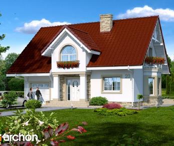 Проект  Дом в валерианелле, 167.1 м2