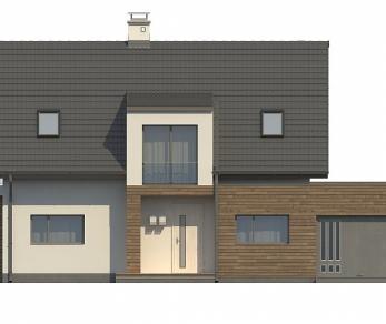 Проект дома Проект Z189, 182.7 м2
