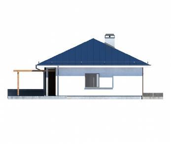 Проект дома Проект Z176, 111.6 м2