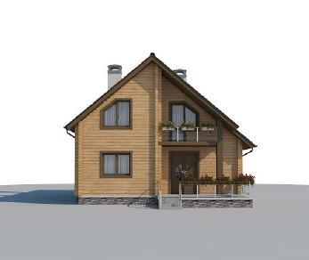 Проект дома AS-2123-4, 149 м2