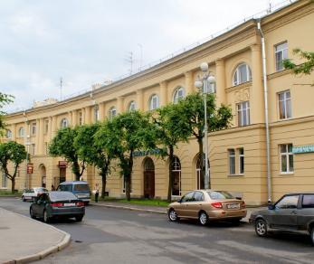 Продажа квартиры Пушкин, Ленинградская ул., д.1