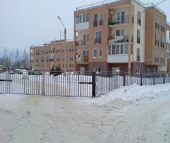 Продажа квартиры Коммунар г., Железнодорожная ул., д. 27, корпус 2