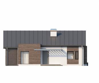 Проект дома Проект Z93, 101.7 м2