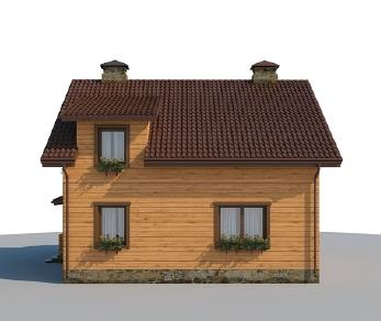 Проект дома AS-2157-2, 145 м2