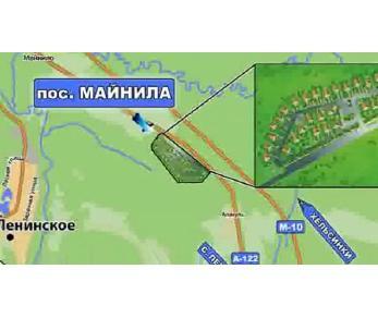 Коттеджный поселок Mainila
