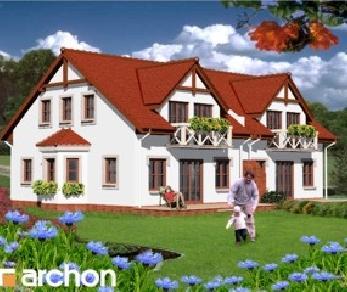 Проект  Дом в клематисах 2, 118.3 м2