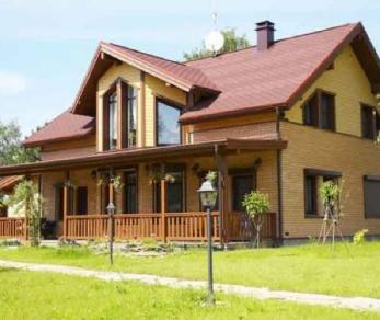 Коттеджный поселок Охтинская долина