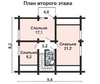 Проект дома AS-2194, 151 м2