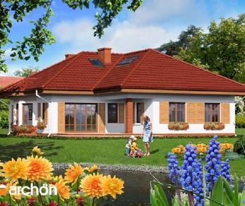 Проект  Дом в розмарине 2, 164.9 м2