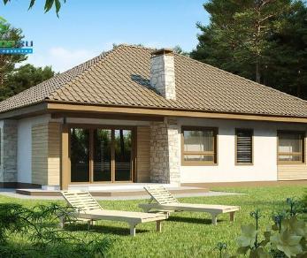 Проект дома Проект z19, 156.8 м2
