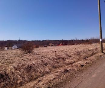 Продажа участка деревня Райкузи, деревня Райкузи