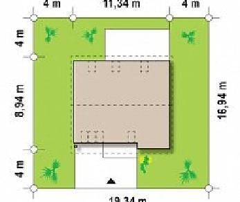 Проект дома Проект Z183, 151.1 м2