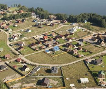 Коттеджный поселок Зеркальный