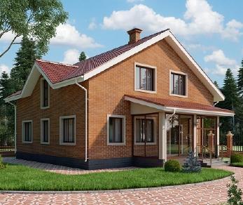 Проект дома AS-2159-2, 221 м2